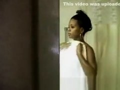 Girl in Bathrooom