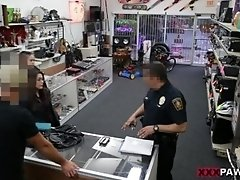 Mexican Slut & Lesbian Friend Get Caught Stealing