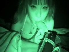 Blowjob Nightvision Sextape
