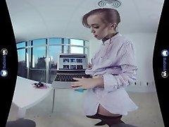 BaDoinkVR.com Virtual Reality POV ANAL Compilation Part 2