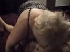 Incredible Amateur video with Mature, Lesbian scenes