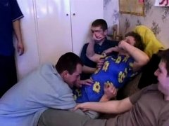 Best Amateur clip with Gangbang, Young/Old scenes
