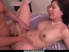 Nude woman Risa Shimizu amazing sex with random - More at javhd.net