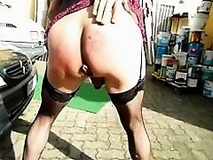 sissy after spanking