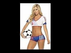Soccer girls world