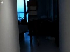 Exotic Homemade video with Solo, Softcore scenes