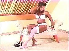 Ebony fbb sexy and sensual