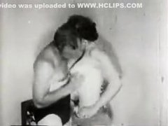 Incredible Homemade clip with Big Tits, Vintage scenes