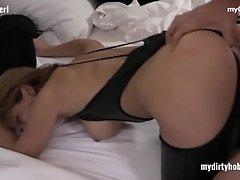 My Dirty Hobby - Kamikatzerl Doppel Blowjob im Bad