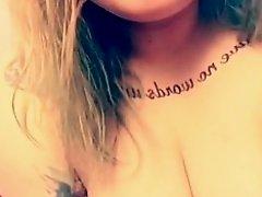 Big tit tease