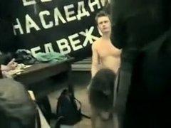 Tolokonikova from Vagina Riot fucks