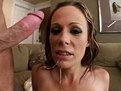 Beautiful Milf Blow Job