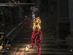 【DS3 + CM3D2】 Hentai Swordsmen invasion By bisiro