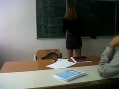 School math teacher gets secretly filmed