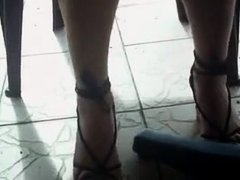Fabulous Amateur record with Upskirt, Voyeur scenes