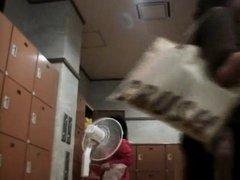 Crazy Japan, Bath Scene Watch Show