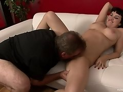 Real amateur couple wants you to watch them fucking