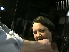 Laura likes sucking cock