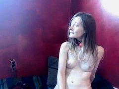 Exotic homemade Masturbation, Small Tits sex movie