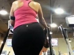Excellent arse stairclimber