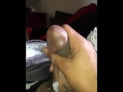 Love pleasing myself I came sooo good!!bbc masturbating