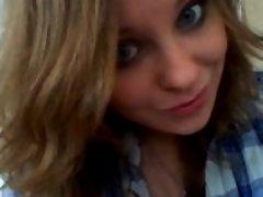 Incredible twerk web camera legal age teenager video