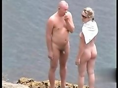Sex on the Beach. Voyeur Video 19