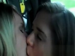 young girls hot kissing and fingering