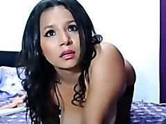 Hot Latina reached her show goal