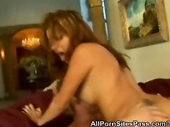 Taking Turns With Eva Angelina And A Friend