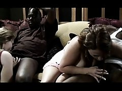Interracial Trailer Trash Orgy