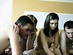 Lovely group teen sex chat online