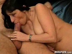 Milf Blowjob Amateur Granny