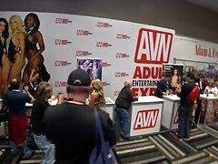 AVN Awards EXPO with Ayumi Anime