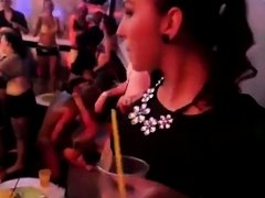 Kinky kittens get fully crazy and nude at hardcore party