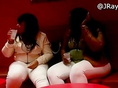 Club - Thick in White Jeans