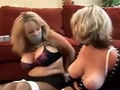 Blonde roommates