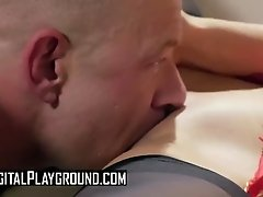Digital Playground - Brad Newman Cheats with his hot milf exgirlfriend, Cherie Deville