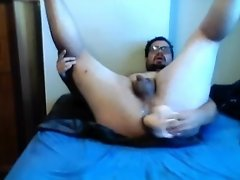 Anal Slut Trying to Get of Only by Ass Fucking